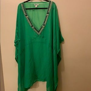 Green coverup
